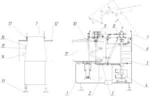 Машина тестомесильная МТ-60